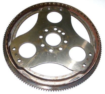 Picture of ring gear, flywheel, 6280300012 used