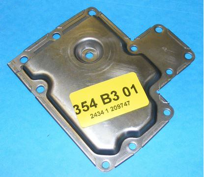 Picture of Transmission Filter, 3HP, 24341209747