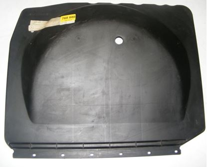 Picture of trunk floor cover, 1076905530
