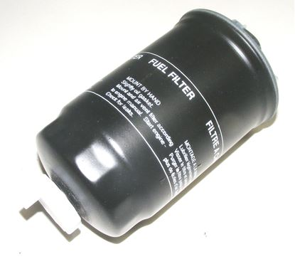 Picture of fuel filter, diesel 85-88, 191127401c