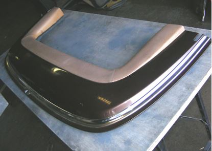 Picture of soft top lid,R107 , 1077500175