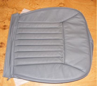 Picture of seat cover,W123 / W126 1269101146