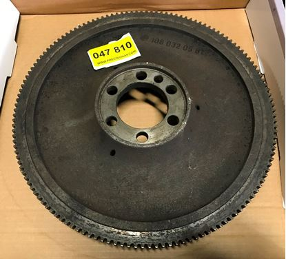 Picture of flywheel, 1080320501  used