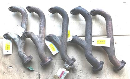 Picture of MERCEDES 280SEL 4.5,300SEL 4.5 EXHAUST MANIFOLD 1171423901