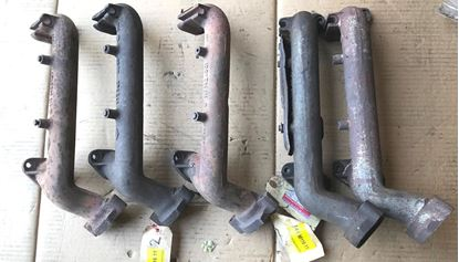 Picture of MERCEDES 280SEL 4.5,300SEL 4.5 EXHAUST MANIFOLD 1171424001
