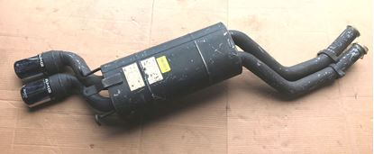 Picture of MERCEDES 300E AMG REAR MUFFLER 294 351-1