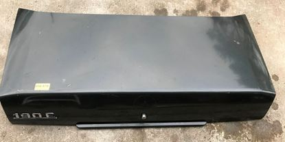 Picture of trunk lid, W201, 2017501275